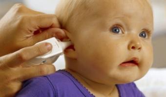 Как лечить отит у ребенка в домашних условиях