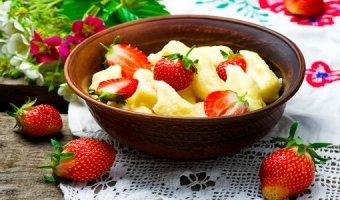 Ленивые вареники: лучшие пошаговые рецепты
