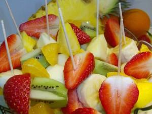 Овощи для летнего питания