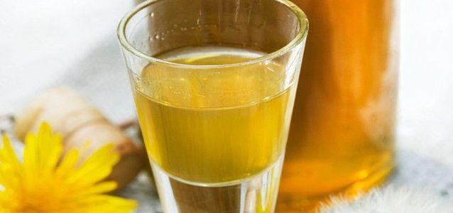 ликер из одуванчиков с водкой