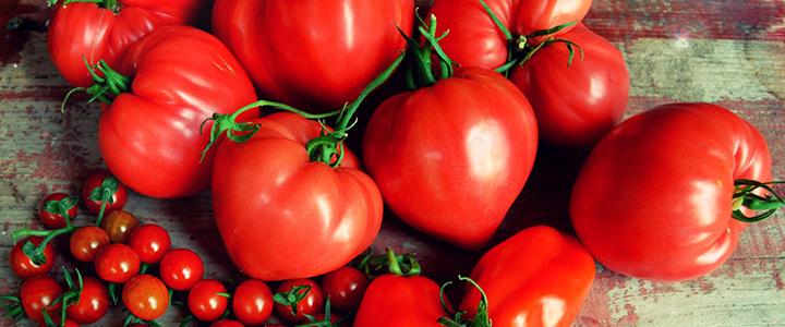 Ликопин в помидорах
