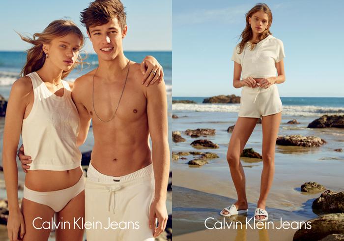 Лимитированная коллекция Calvin Klein