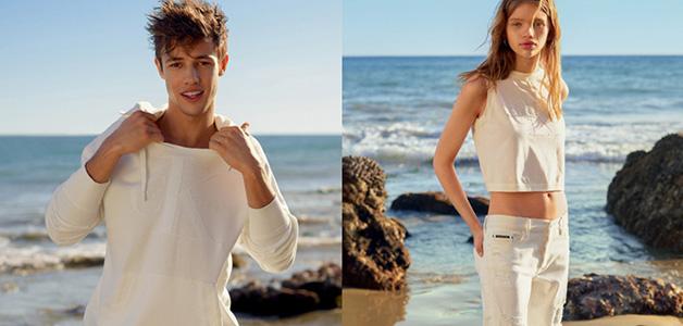 Лимитированная коллекция Calvin Klein скоро появится в продаже