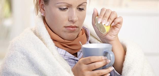 Как принимать лимон при простуде