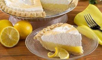 Лимонный пирог – простые и вкусные рецепты