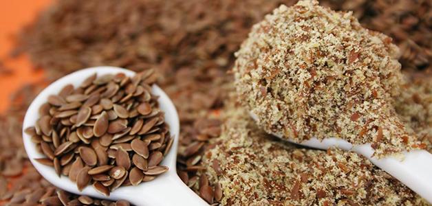 Льняная мука - польза и вред муки из семян льна