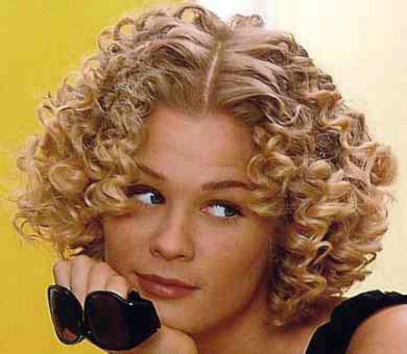 Как сделать кудрявые пышные волосы фото 418