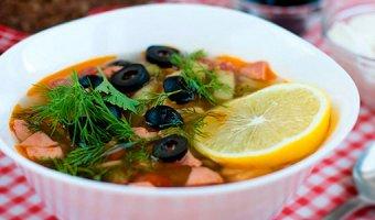 Солянка – 4 вкусных и сытных рецепта