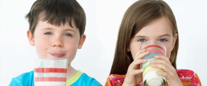 лук с молоком от кашля для детей