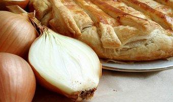 Луковый пирог – необычные рецепты выпечки