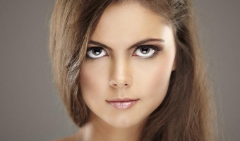 Как зрительно увеличить глаза – макияж для маленьких глаз