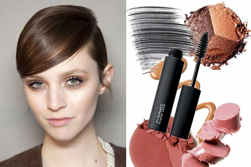 Как сделать макияж в школу