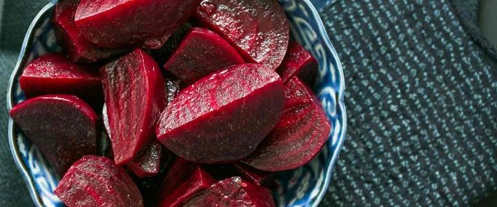 Свекла, маринованная с фруктами на зиму