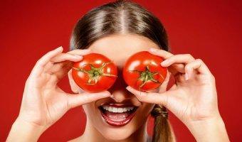 7 полезных масок из помидоров для лица