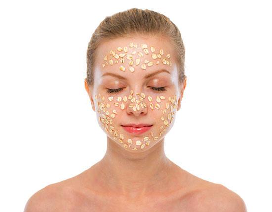 маска для лица с белком и лимоном