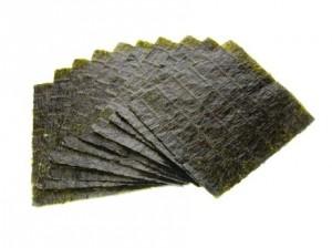 маска из водорослей нори
