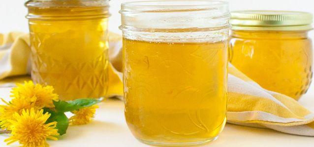 приготовить мед из одуванчиков