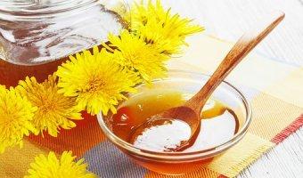 Мед из одуванчиков – рецепты укрепляющего продукта