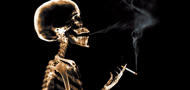 Медики обнаружили, что курение помогает сбросить вес