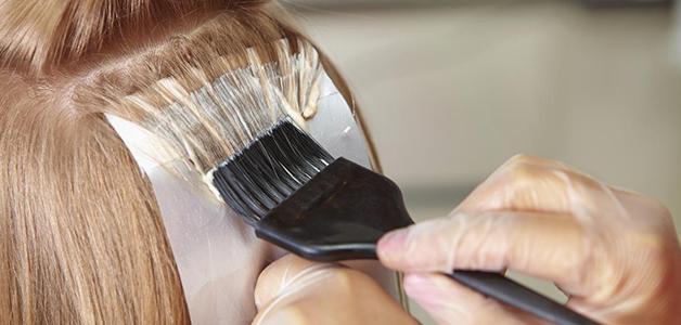 Сделать мелирование волос в домашних условиях