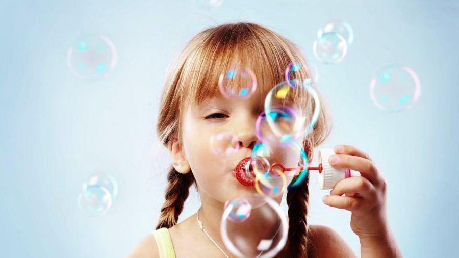 Как сделать большие и прочные мыльные пузыри 61