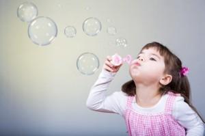 Как сделать бульбашки в домашних условиях