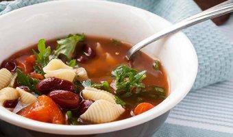 Минестроне – 3 простых рецепта