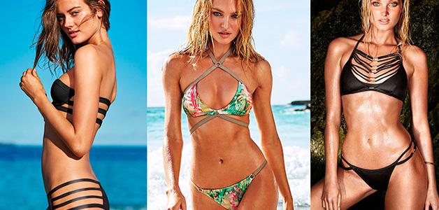 Модные купальники 2016 года – новинки пляжного сезона