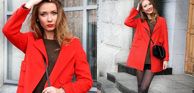 Модные пальто и куртки весна 2016 года - смелые и классические образы