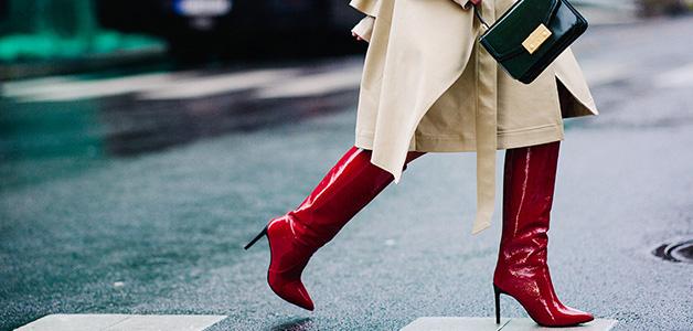 Модные тенденции зимы