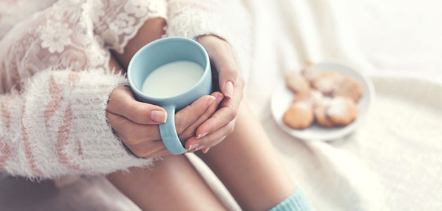 Молоко на ночь
