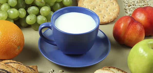 Польза молока на ночь