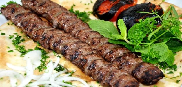 молотый шашлык по-узбекски