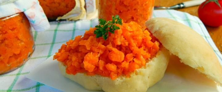 Икра особая – морковная