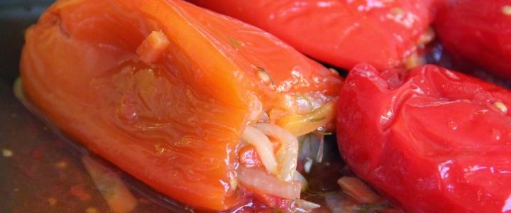 Морковь с перцем на зиму