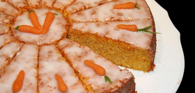 Морковный пирог пошагово