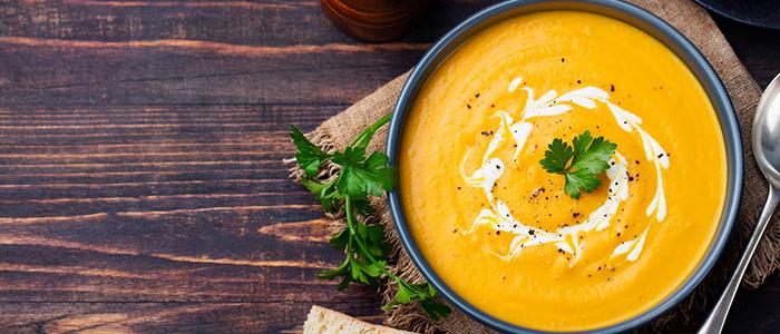 Морковный суп – 4 рецепта полезного блюда