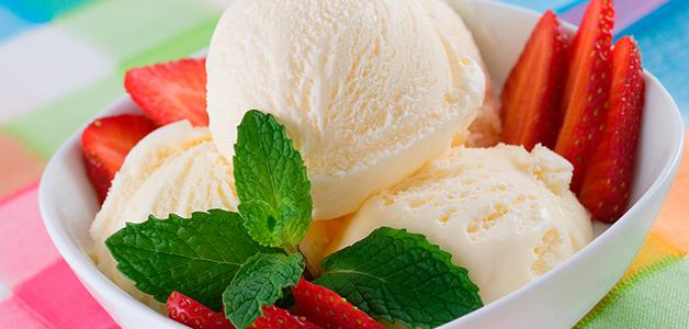Мороженое в домашних условиях