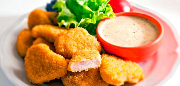 Наггетсы в домашних условиях - рецепты из курицы