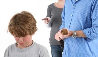 Наказание детей – виды и правила
