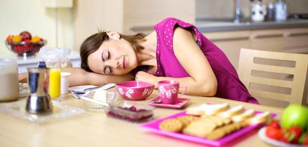 Как избавиться от сонливости