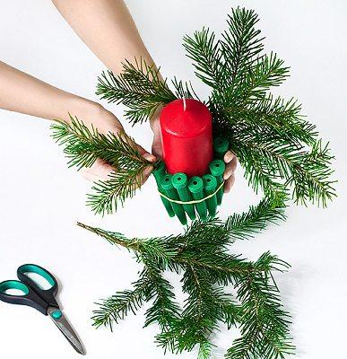 Подарки на новый год колбы новогодние