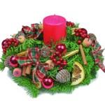 рождественские венки 1