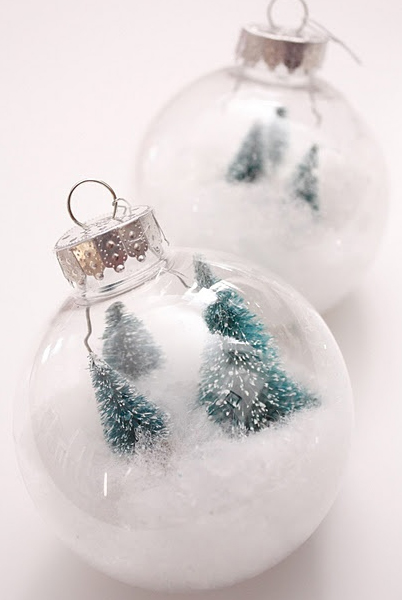 Искусственный снег своими руками для шара