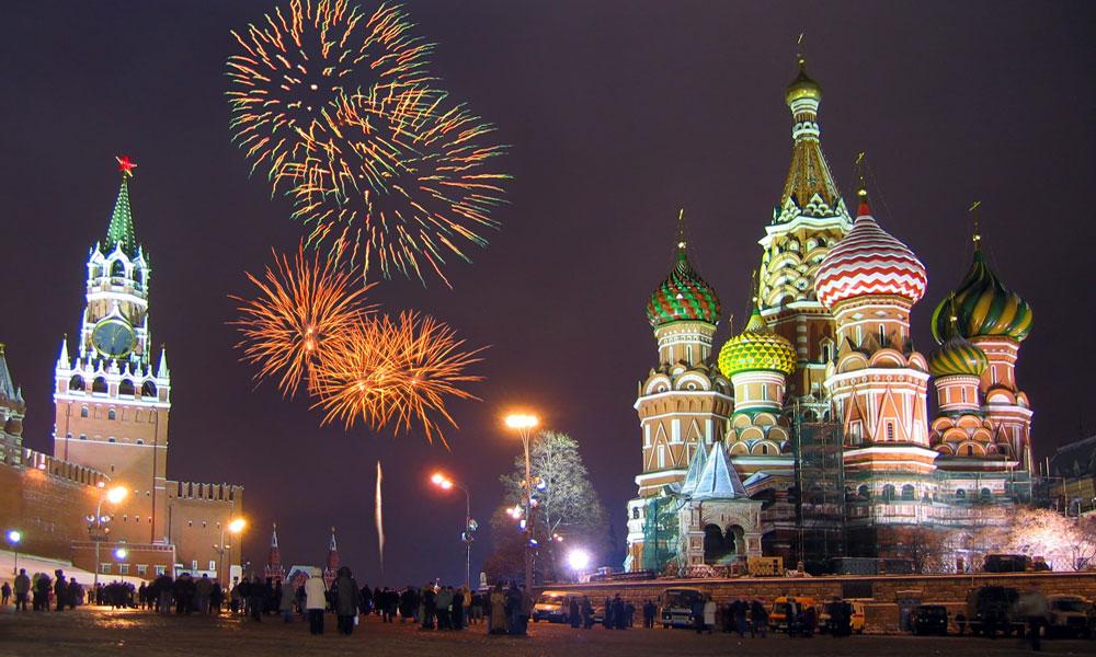 Куда поехать на Новый год 2016
