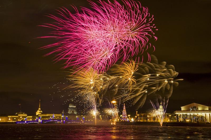 Новый год 2018 куда поехать в России