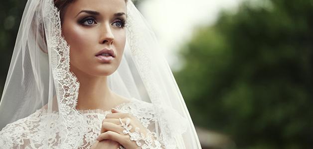 Образ невесты в красном