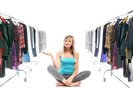 Создание базового гардероба