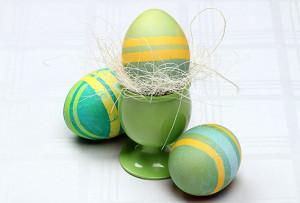 полосатые яйца