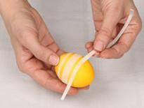 полосатые яйца 1